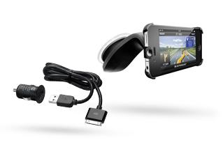 NAVIGON iPhone 4 Design Car Kit