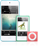 iPod szerviz