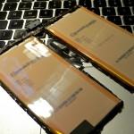 iPad akkumulátor