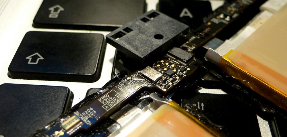 iPad akku elektronika