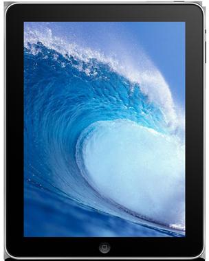 Beázott iPad