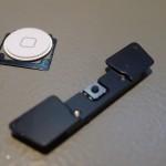 Home gomb és a mikrokapcsoló