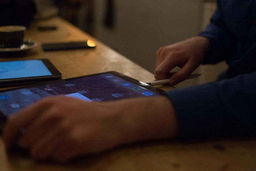 Apple Pencil párosítása az eszközzel