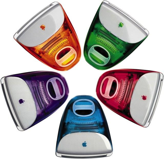 iMac G3 - Úttörő