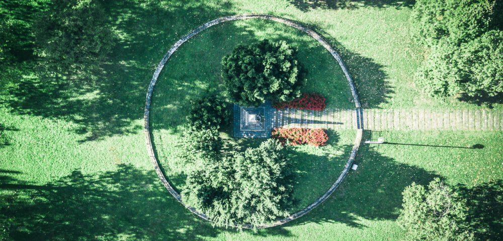 Gesztenyés Park emlékmű
