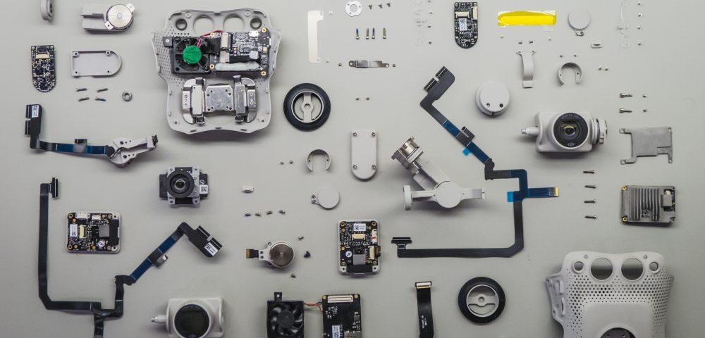 Drónszerviz – Néha bonyolult!