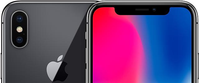 iPhone X térerőproblémák javítása