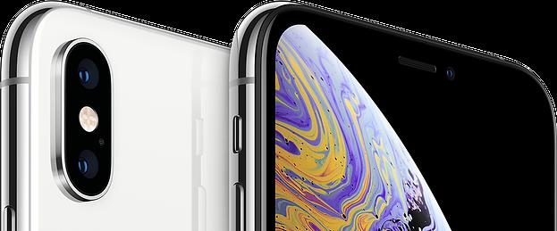 iPhone XS kameracsere és lencsetisztítás
