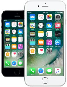 iPhone kiválasztása
