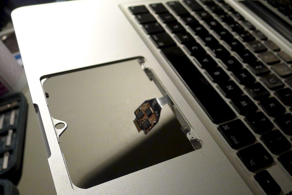 Trackpad nélküli MacBook Pro, MacBook Pro trackpad csere, szeretjük a kihívásokat, innováció helyett korlátozások
