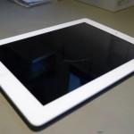 Berepedt kijelzős iPad 2
