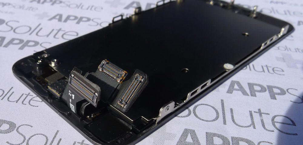 iPhone 5 kijelzőmodul