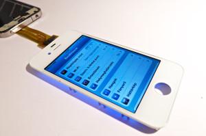 beázott iPhone javítása