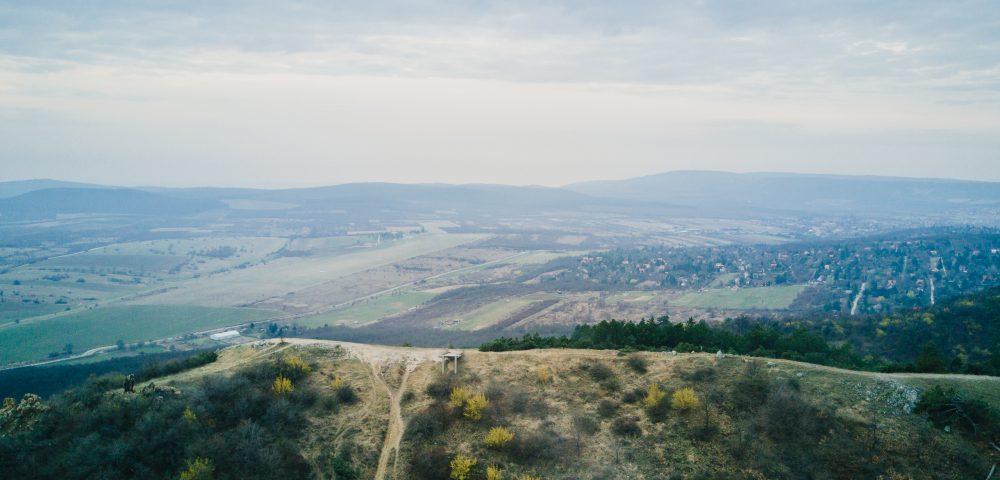 Budaörs-környéki látkép