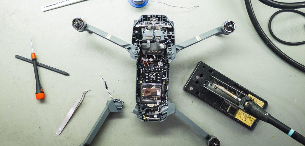 drónjavítás, statisztika, évértékelő, drónjavítások számokban