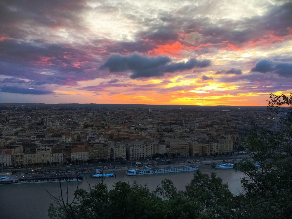 Legalább a napfelkelte szép volt