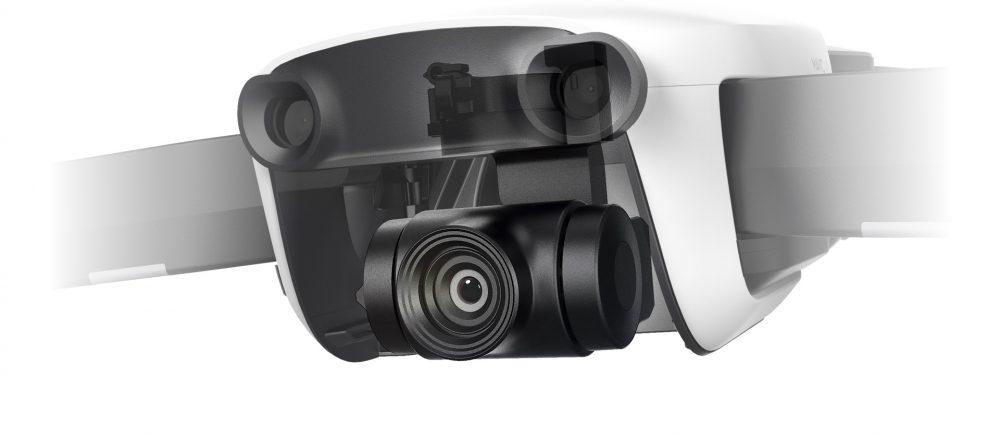 dji mavic pro drón gimbal technológiája