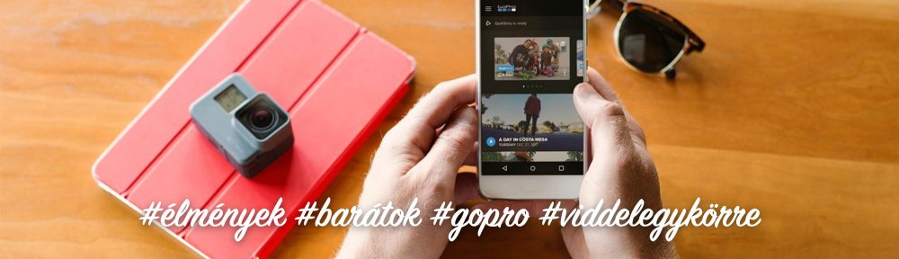 GoPro bérlés a legjobb áron