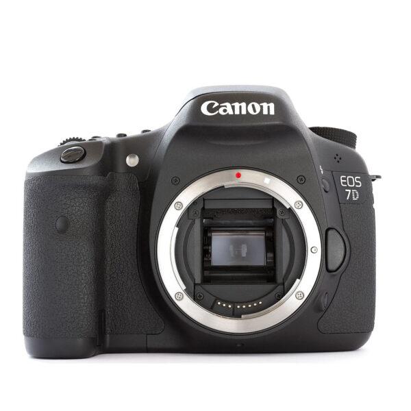 Canon EOS 7D bérlés kölcsönzés