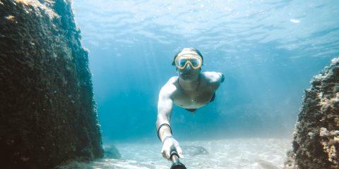 gopro hero 6 úszáshoz, hd akciókamera, vízálló HD kamera, GoPro márka, Hero 5 típus, GoPro Hero 6 típus vízállósága