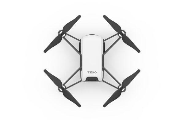 DJI Tello mini drón, HD kamerás mini drón gyerekeknek kezdőknek