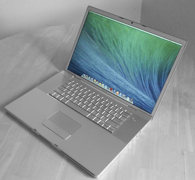 Szép a képe, ha éppen volt neki... grafikus hibák a korai Apple gépekben, MacBook Pro 2007 2008