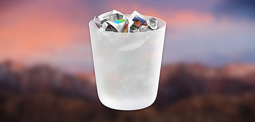 adatmentés, törlés, delete, time machine beállítása, lépésről lépésre, empty trash, adat visszaállítás, restore files