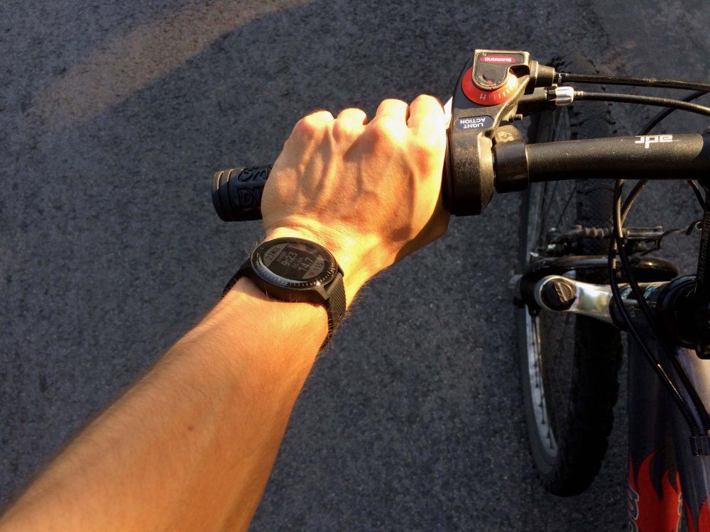 Garmin vívoactive 3 music biciklizéshez, kerékpározáshoz, garmin óra bringázáshoz