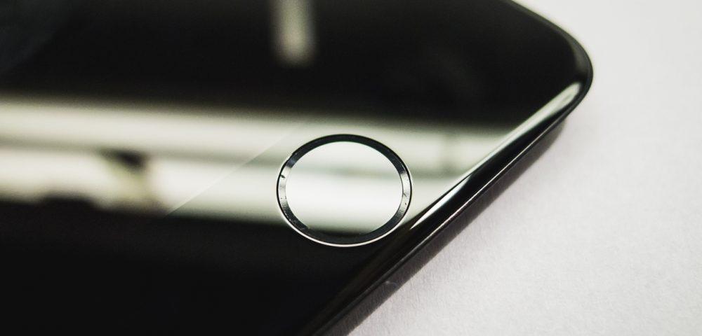 Home gomb javítás, csere, iphone szerviz, fekete