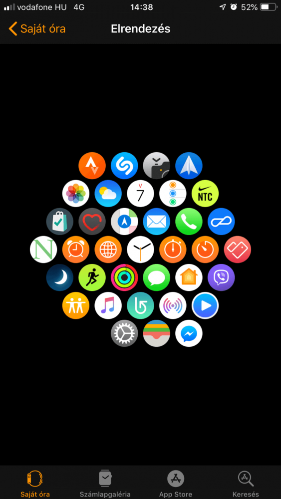 apple watch 3 programok, Apple watch 3 okosóra teszt,