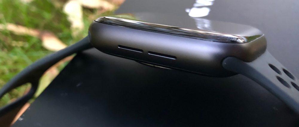Apple Watch 4 teszt –hangszóró és mikrofon