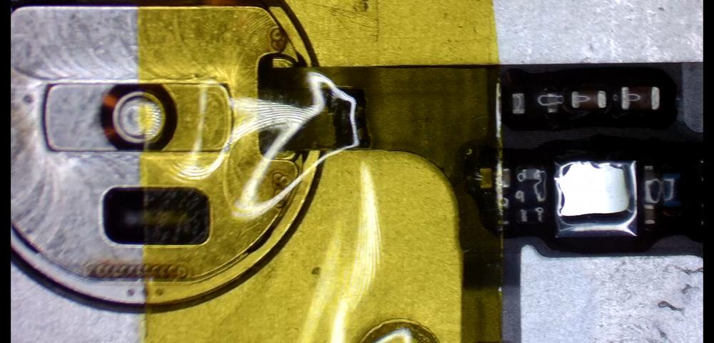 iPhone 7 Home gomb javítás