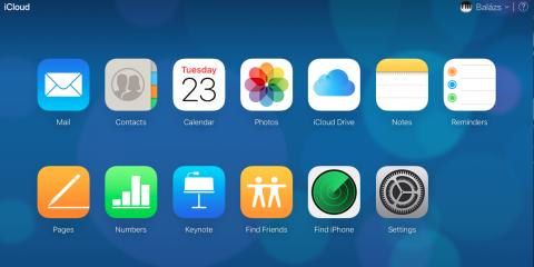 iCloud fotók használata, fotók tárolása a felhőben, Apple iCloud