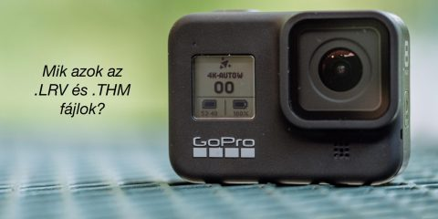 GoPro fájlok