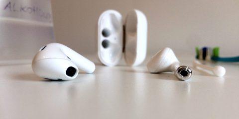 Airpods tisztítása, fülhallgató tisztítás