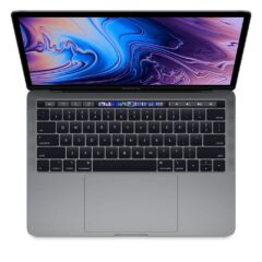 MacBook Pro 2019 (13-inch, Four Thunderbolt 3 ports) képe