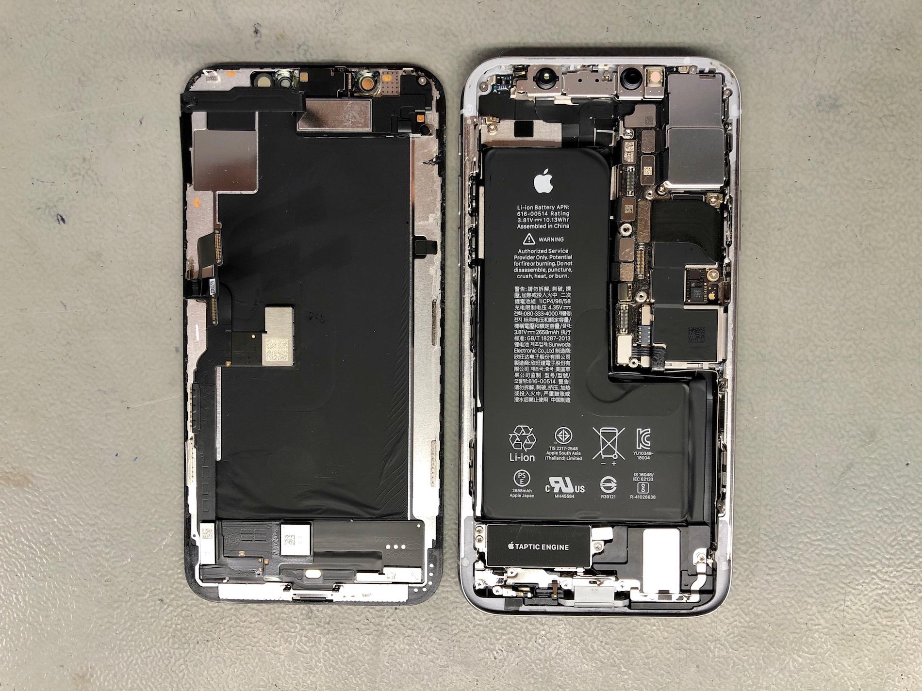 Akkumulátorcsere egy újabb iPhone modellen
