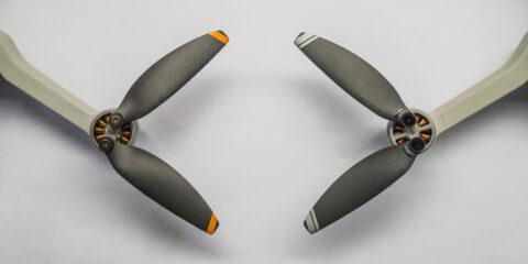 Mavic Mini propellerek összehasonlítása