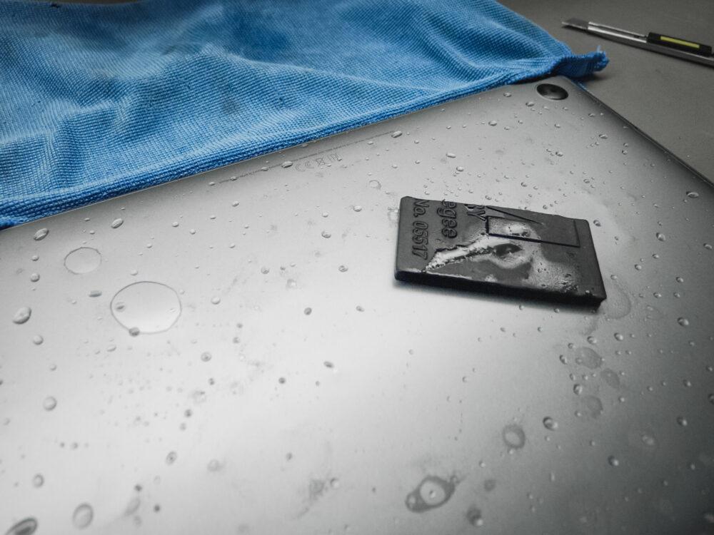 Egy csepp nedvesség sem jut a gép belsejébe